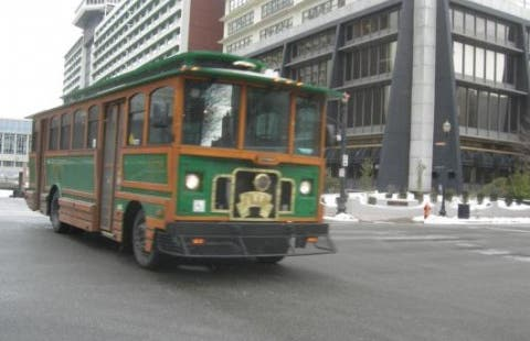 Tranvía TARC