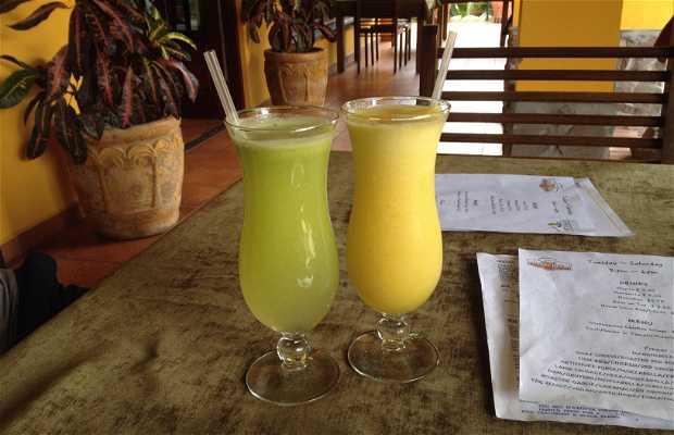 Restaurante Mango at Isla Verde