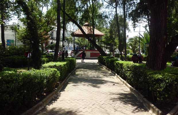 Plaza Jáuregui