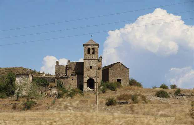 Iglesia de Baranguá Viejo