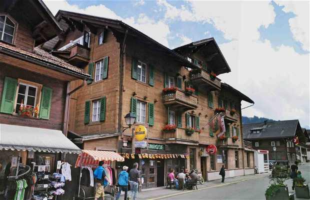 Restaurant Alpenrose