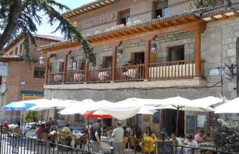 Restaurante Charca Verde
