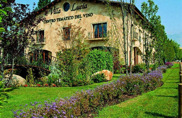 Centro Temático del Vino de Villa Lucia