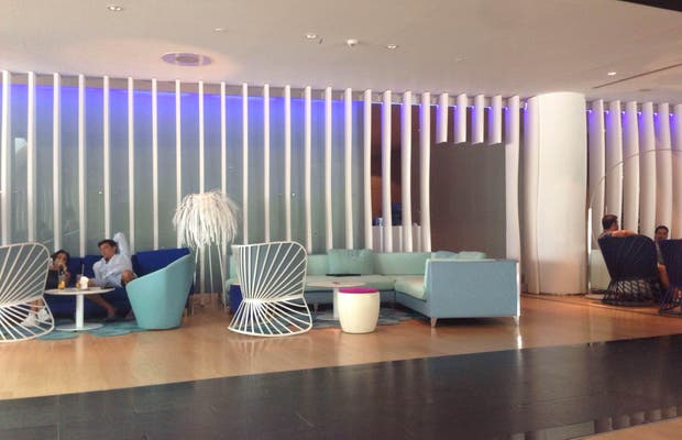 W Lounge W Barcelona Hotel In Barcelona 8 Reviews And 10