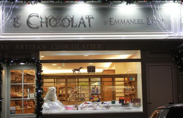 Chocolatería Emmanuel Briet