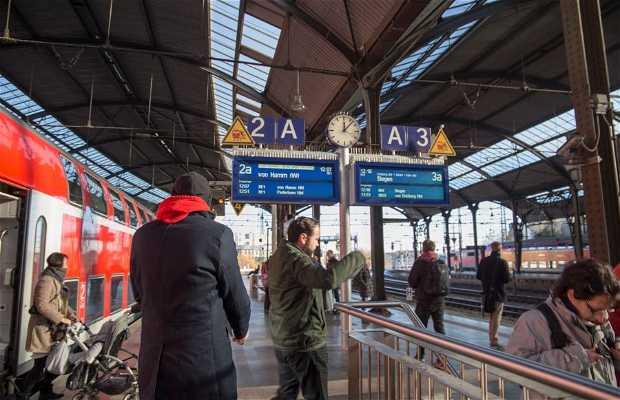 Estación de Aquisgrán