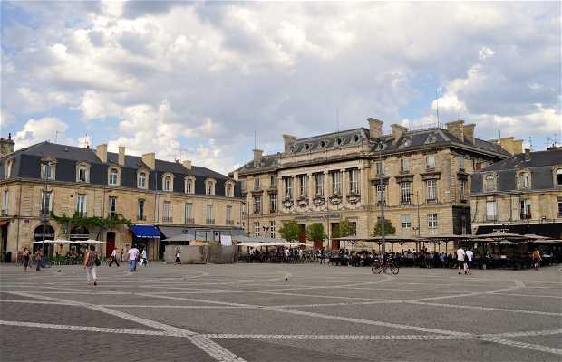 Piazza della Vittoria, Bourdeaux