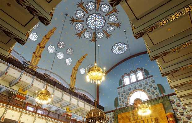 Sinagoga Kazinczy