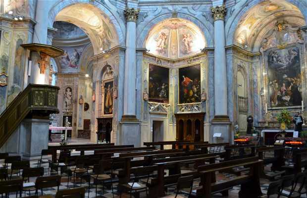 Chiesa di Santa Maria Incoronata di Canepanova