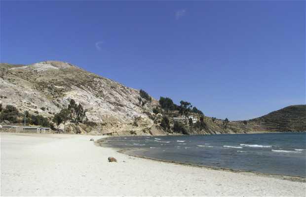 Playa de Cha'llapampa
