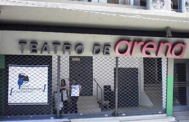 Funarte - de Arena Eugenio Kusnet Theater