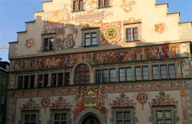 Antiguo ayuntamiento de Lindau