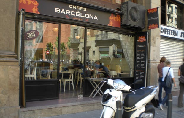 Creps A Barcelona