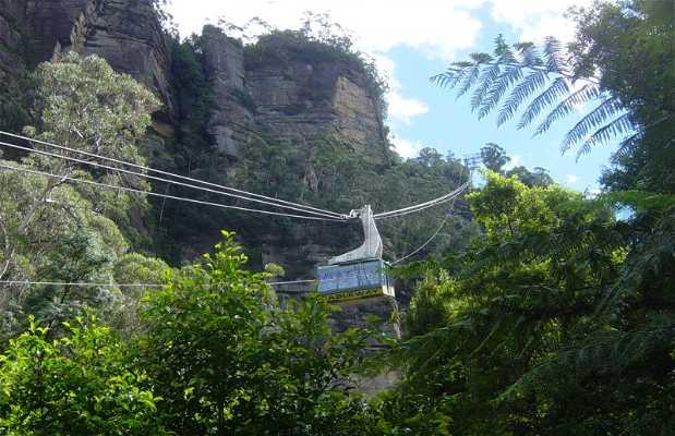 Katoomba Scenic Cableway