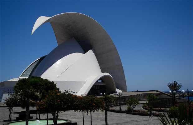 Auditório de Tenerife