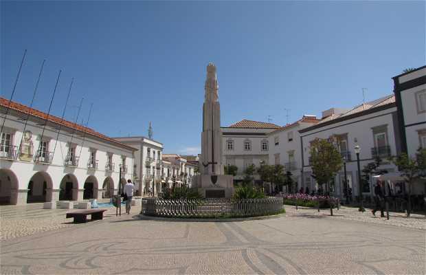 Obelisco da Praça da República