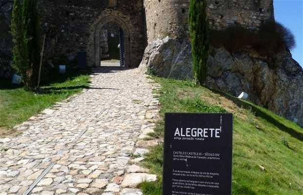 Castillo de Alegrete