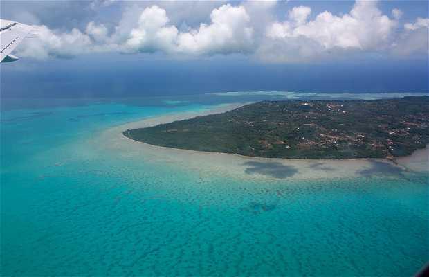 Vuelo a Aitutaki