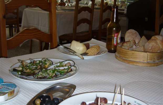 """Restaurante """"El Labrador"""""""