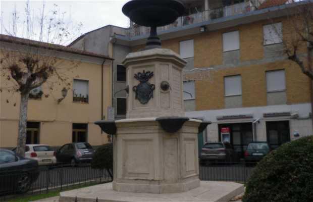 Fontana di Pio IX