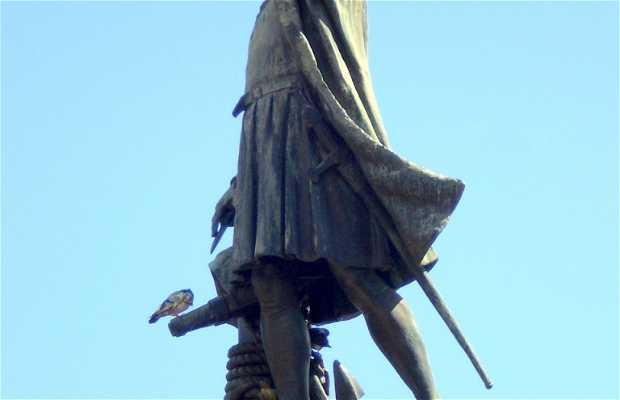 Monumento al Almirante Cristóbal Colón