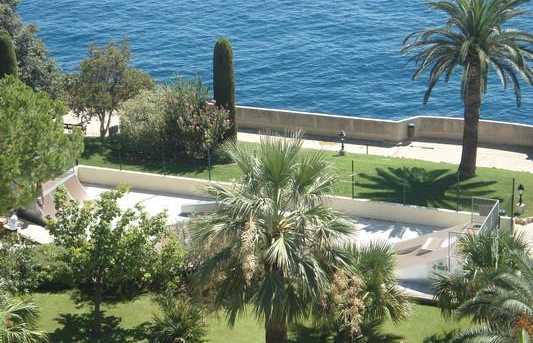 Le skatepark de Monaco