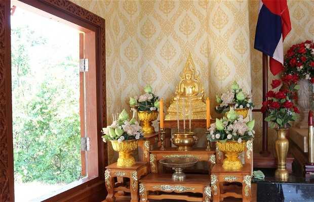 Templo Almirante Krom Luang Chumphon Khet Udomsak