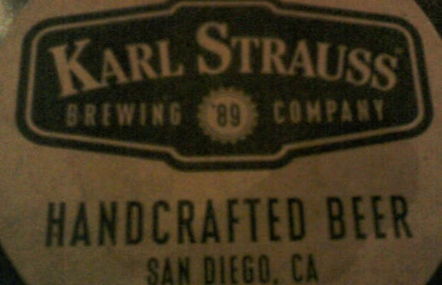Karl Strauss Brewing Company Brewery and Restaurants