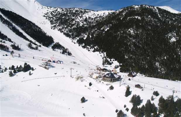 Estación Gran Pallars Espot