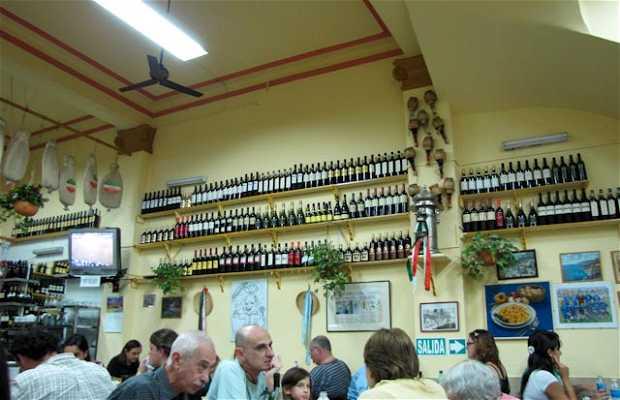 Restaurant Spiagge di Napoli