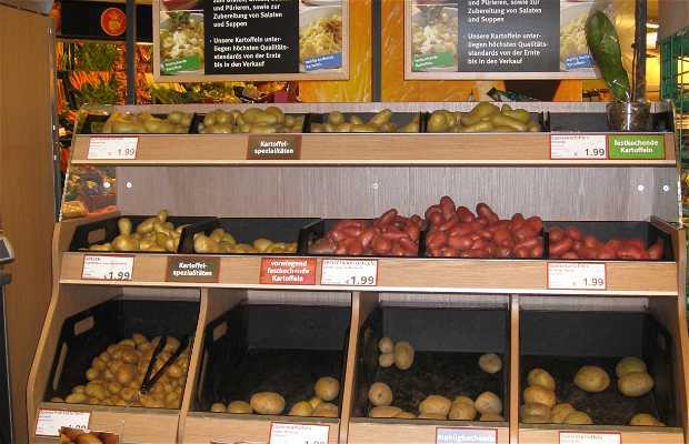 Boutique de la patata