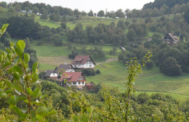 Carretera panorámica de la Selva Negra - Schwarzwaldhochstrasse