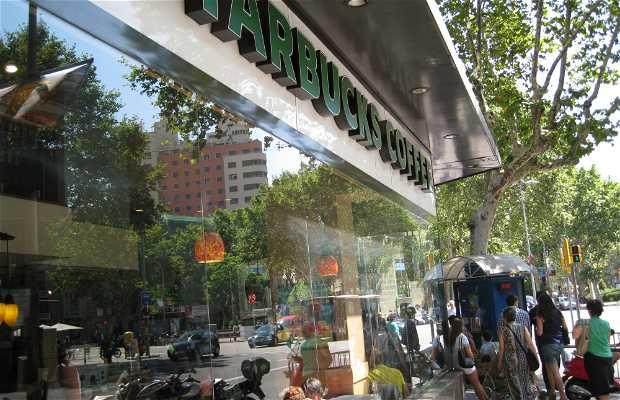 Starbucks Coffee - Urquinaona Square