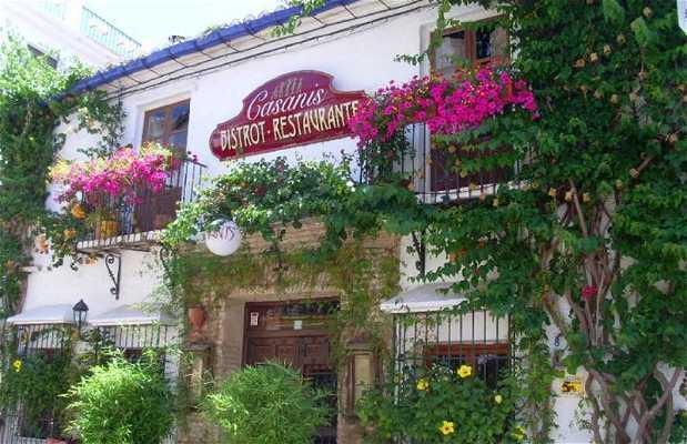 Restaurante Bistrot Casanis
