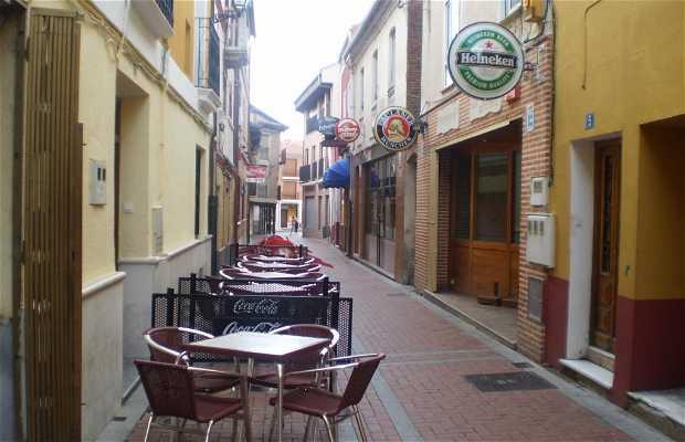 Calle del Gamazo