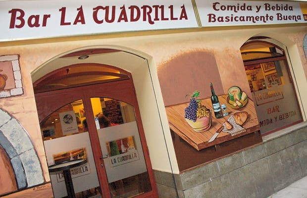 Bar La Cuadrilla