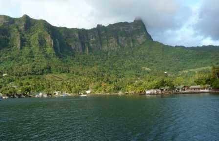 Bahía de Cook