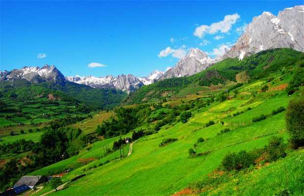 Lescun (Valle de Aspe)