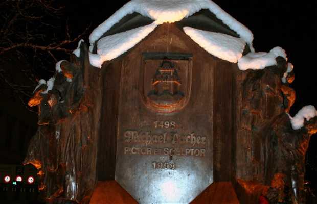 Monumento a Michael Pacher