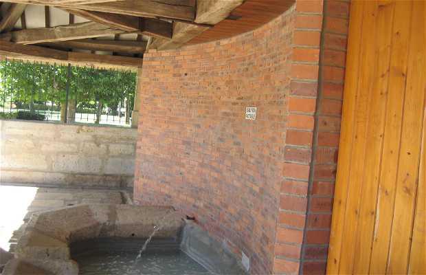 L'ancien lavoir de Mont-le-Franois