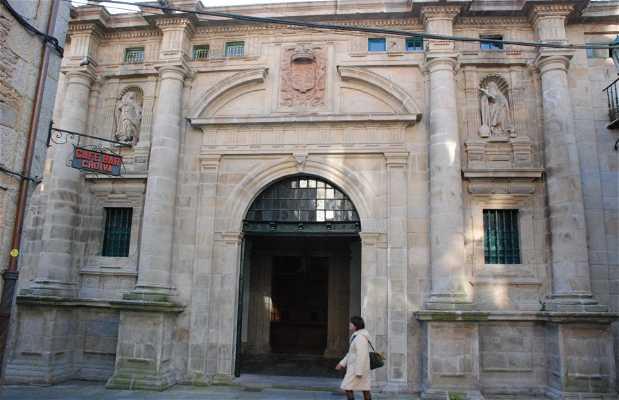 Monasterio de San Paio de Antealtares