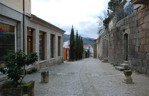 Rúa Entrecercas