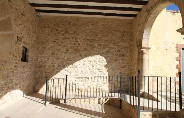 Ayuntamiento de Cuevas de Almudén