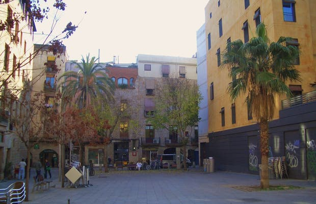 Awesome 3 Fotos De Plaza Sant Cugat   Barrio De La Ribera