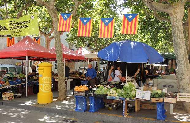 Mercado de la Verdura