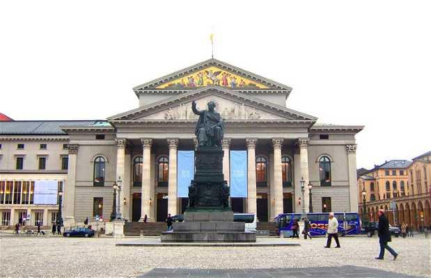Place de Max Joseph