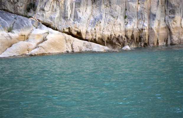 El Río Santa Catarina