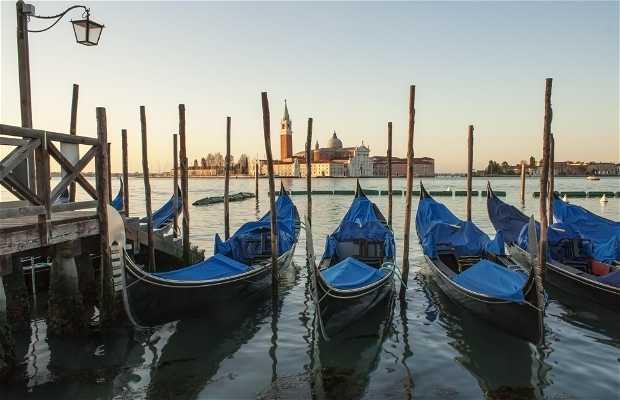Muelle de San Marco