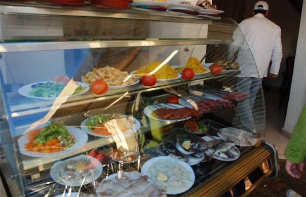 Restaurante de Mustafá