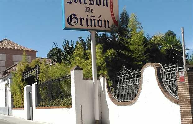 Restaurante El Mesón de Griñón